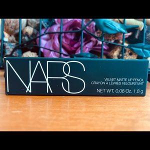 NARS lipstick pencil let's go crazy 5855
